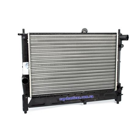 Основной радиатор охлаждения Ланос 1500 и 1600 для моделей без кондиционера LRc 0563