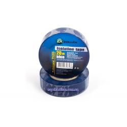 Изолента Zollex 20м синяя