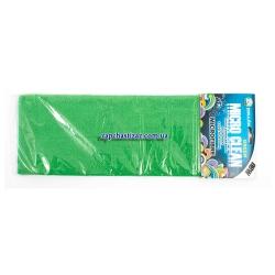 Салфетка (микрофибра) зелённая Zollex