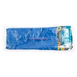 Серветка (мікрофібра) синя Zollex
