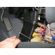 Соединитель воздуховода обдува задних сидений левый Ланос Сенс 96251041 96251041