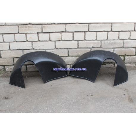 Подкрылки Таврия задние (2 шт) PDK-T-02 Фото 1 PDK-T-02