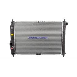 Радиатор основной Авео АКПП до 2009г GM (600 мм)