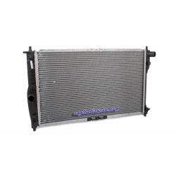 Радіатор охолодження з кондиціонером паяний АМЗ