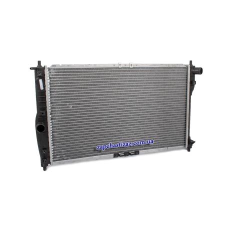 Радиатор охлаждения с кондиционером паяный АМЗ Ланос PAП-OX2261 Фото 1 PAП-OX2261