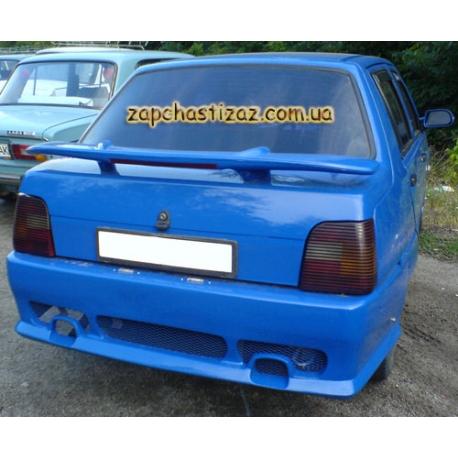 Задний бампер ЗАЗ 1103 Славута Tt71 Фото 1 Tt71
