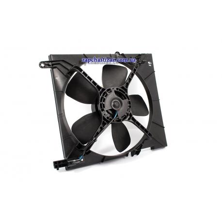 Вентилятор радиатора Авео Т-250, Т-255 с конд. до 09 HCC/HALLA 96536666 HCC