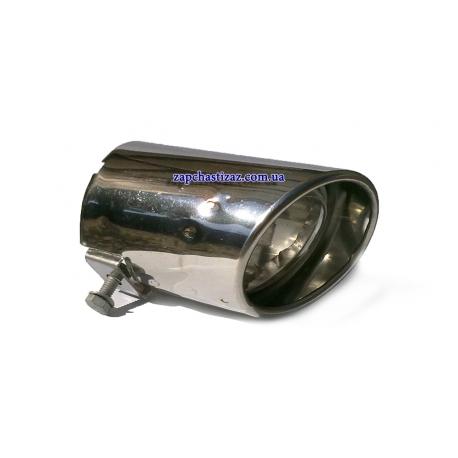 Наcадка глушителя заднего Ланос GM 96287792