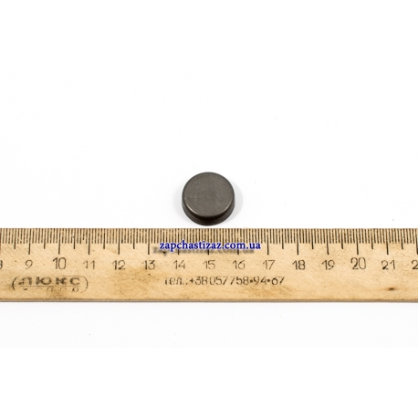 Заглушка головки блока ф18мм Ланос, Авео GM 94580062
