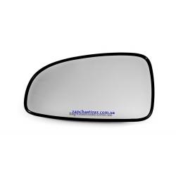 Стекло левого зеркала без электроподогрева Авео T200/255 GM 96493576 GM Фото 1