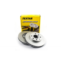 Диск тормозной передний Textar PRO R13 (к-т 2 шт)