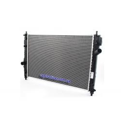 Радиатор основной Авео МКПП с 2009 г Лузар (600 мм)