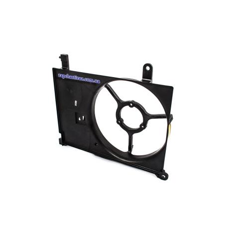 Диффузор дополнительного вентилятора Ланос c кондиционером GM 93747009