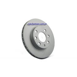 Диск тормозной передний GM R13 (1шт.)